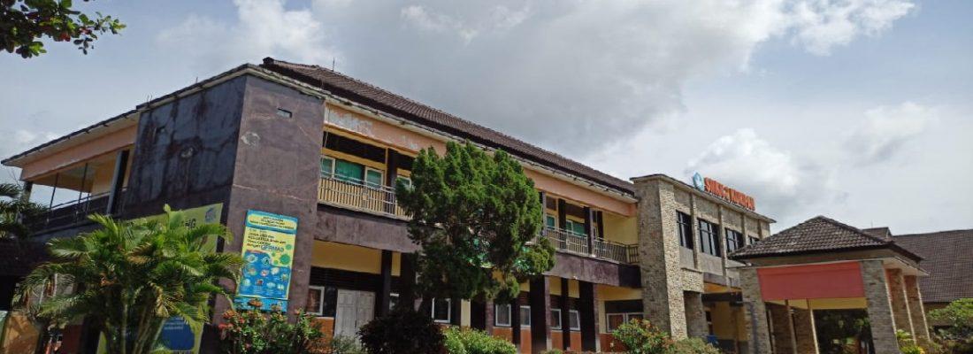 Gedung Utama SMKN 2 Kuripan